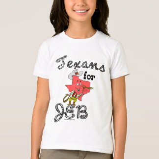 Texans für Jeb Bush T-Shirt