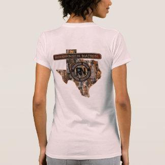 TEXAS-ANLAGE HERAUF CAMOUFLAGE T-Shirt