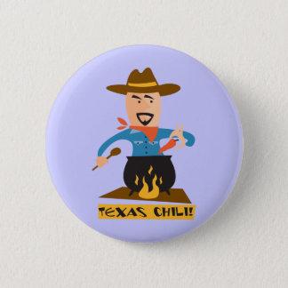 Texas-Chili Runder Button 5,7 Cm