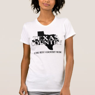 Texas-Countrymusik T-Shirt