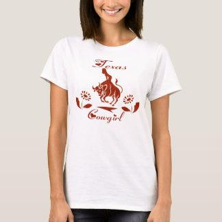 TEXAS-COWGIRL-BABY - PUPPEN-SHIRT T-Shirt