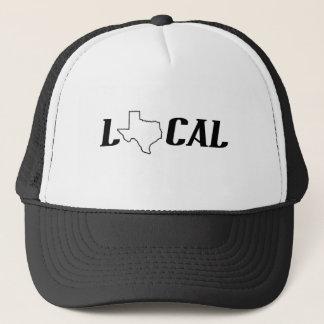 Texas-Einheimisches Truckerkappe