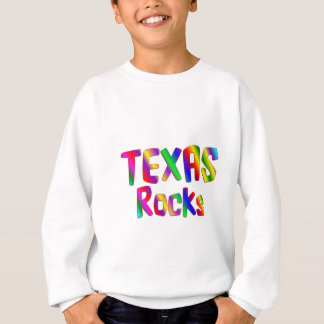 Texas-Felsen Sweatshirt
