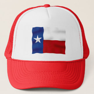 Texas-Flagge - Hut Truckerkappe