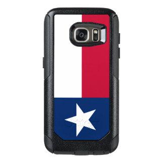 Texas-Flagge OtterBox SAMSUNG KASTEN GALAXIE-S7 OtterBox Samsung Galaxy S7 Hülle