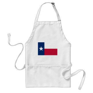 Texas-Flagge - Texan-Stolz Schürze