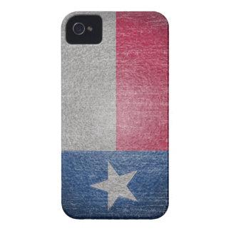 Texas-Flagge verblaßte iPhone 4 Case-Mate Hüllen