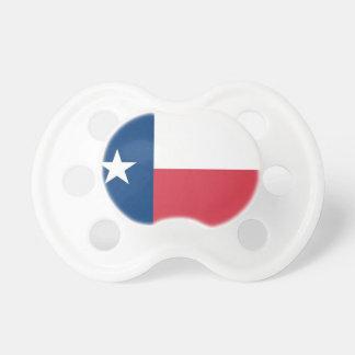 Texas-Flaggen-Baby-Schnuller Schnuller
