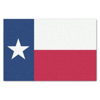 Texas-Flaggen-Seidenpapier Seidenpapier