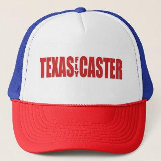 Texas-Fliegen-Gießmaschinen-Patriot-Fernlastfahrer Truckerkappe
