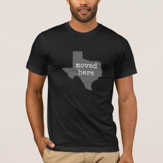 Texas: hier bewegt T-Shirt