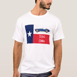 Texas-Kobra-Verein T-Shirt