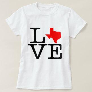 Texas-Liebe T-Shirt