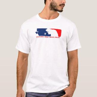"""Texas""""Liga-Reihen-"""" Anlage-Schweißer-T - Shirt"""