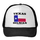 Texas-Ölindustrieller, Ölfeld-Hut Retromützen