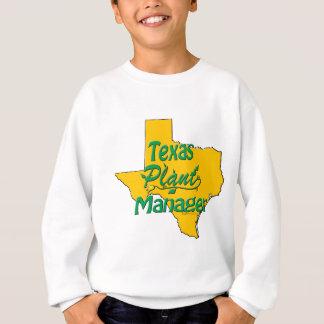 Texas-Pflanzen-Manager Sweatshirt