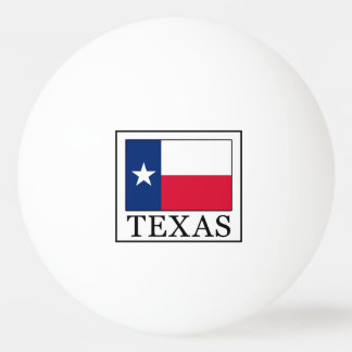 Texas Ping-Pong Ball
