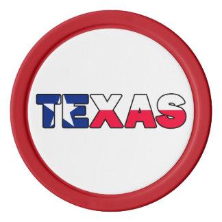 Texas Poker Chips Set