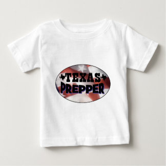 Texas Prepper Baby T-shirt