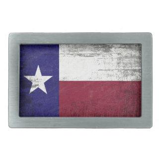 Texas Rechteckige Gürtelschnalle