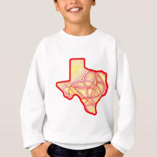 Texas Scribbleprint Sweatshirt