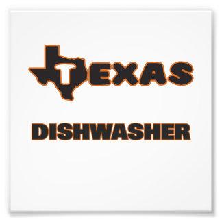 Texas-Spülmaschine Fotografische Drucke