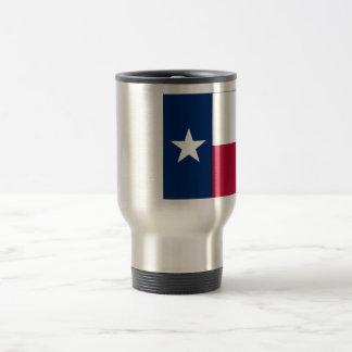 Texas-Staats-Flagge Reisebecher