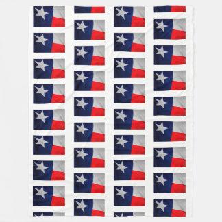 Texas-Staats-Flaggen-Fleece-Decke Fleecedecke