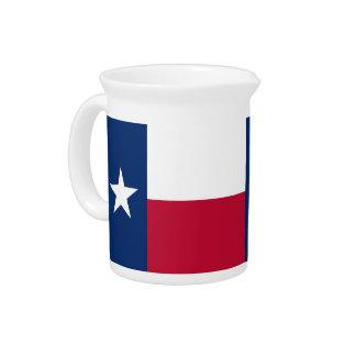 Texas-Staats-Flaggen-Krug Krug