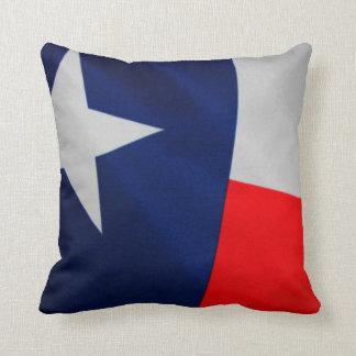 Texas-Staats-Flaggethrow-Kissen Kissen