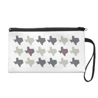 Texas-Staats-Musterwristlet-Taschen-neutrale