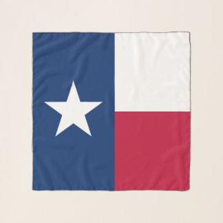 Texas-Staatsflagge kundenspezifischer Chiffonschal Schal