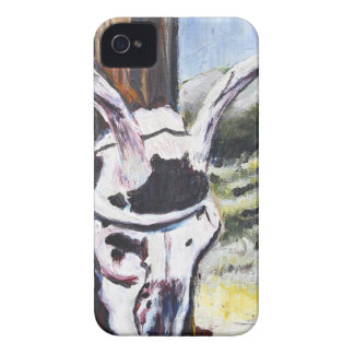 Texas-Straßen-Dekoration iPhone 4 Case-Mate Hülle
