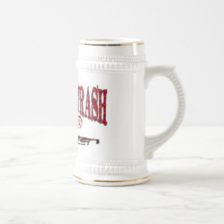 Texas Trash-2nd STEIN Bierglas