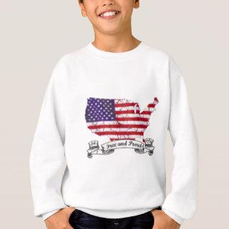 Texas-Unabhängigkeitstag Sweatshirt