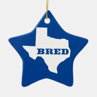 Texas züchtete keramik ornament