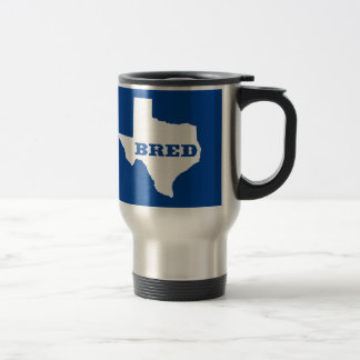 Texas züchtete reisebecher
