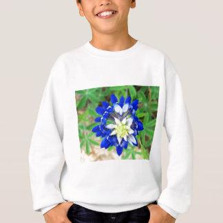 Texasbluebonnet-Draufsicht Sweatshirt