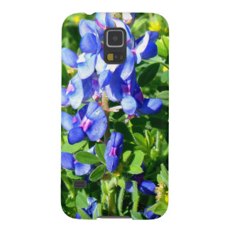 TEXASBlueBonnet Samsung Galaxy S5 Cover