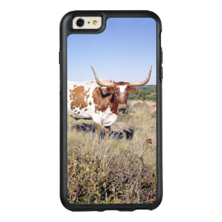 Texaslonghorn-Zucht (Foto) OtterBox iPhone 6/6s Plus Hülle