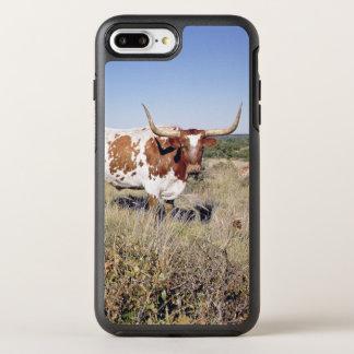 Texaslonghorn-Zucht (Foto) OtterBox Symmetry iPhone 8 Plus/7 Plus Hülle