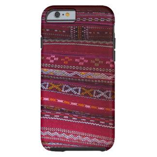 Textilkissen-Muster Tough iPhone 6 Hülle