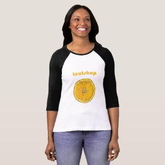 Textshop Orange ist das neuen Shirt der