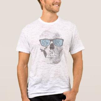 Texty Schädel T-Shirt