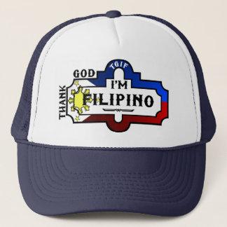 TGI-Filipino Hut Truckerkappe
