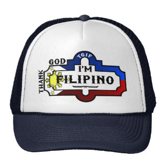 TGI-Filipino Hut Truckermütze