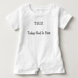 TGIF BABY STRAMPLER