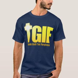 TGIF verziehen T-Shirt