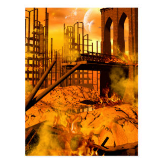 Th-Apokalypse Postkarte