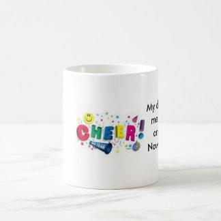 th_cheer4, mein Vati unterrichtete mich zu Kaffeetasse